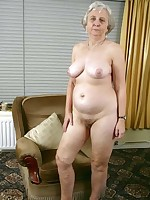 Granny Old Mature - Granny Girdles
